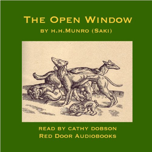 The Open Window cover art
