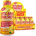 12-Pack VitaminEnerg Immune+ Zero Sugar Energy Shot