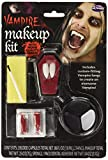 Vampire Make Up Kit con zanne adulti di Halloween / Carnival vestito operato Accessori