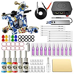 Wormhole Complete Beginners Tattoo Kit