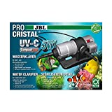 JBL Procristal UV-C Compact Plus - Tratamiento de Agua para acuariofilia (5 W)