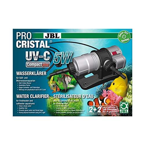JBL Procristal UV-C Compact Plus Traitement de l'eau pour Aquariophilie 5 W