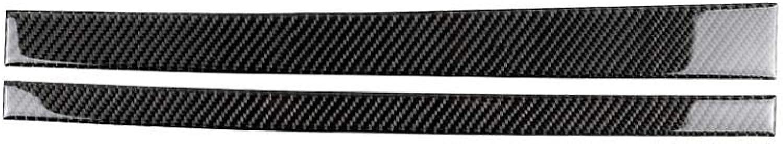For Lexus Accessories Carbon Fiber Steering Wheel Gear Panel Door Handle Outlet Internal Storage Stickers Decorative