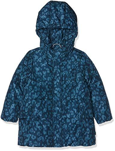 Noppies Mädchen G Jacket Bellflower Jacke, Blau (Dark Sapphire P208), (Herstellergröße: 110)