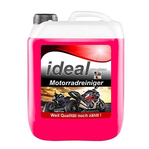 RedFOX24 5 Liter ideal ProClean Motorradreiniger Konzentrat mit Aktivschaumformel