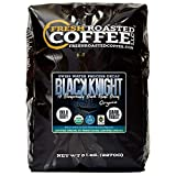 Fresh Roasted Coffee LLC, Decaf Organic Black Knight Coffee, Swiss Water Process, Dark Roast, Whole Bean, 5 Pound Bag