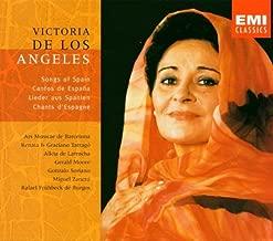 Songs Of Spain / De Los Angeles, et al