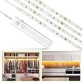 Comprar tiras luces LED LUXJET sensor movimiento - Opiniones