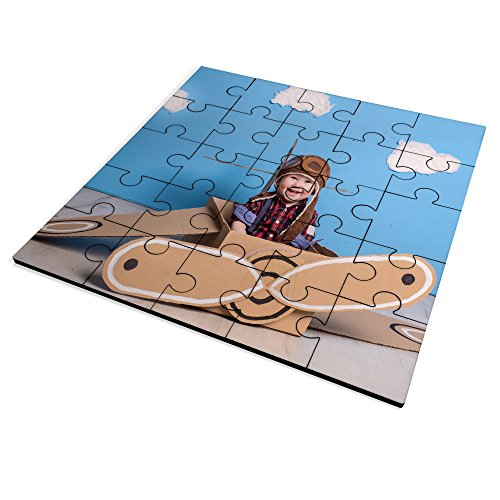 LolaPix Foto Puzzle Personalizado Madera. Personaliza