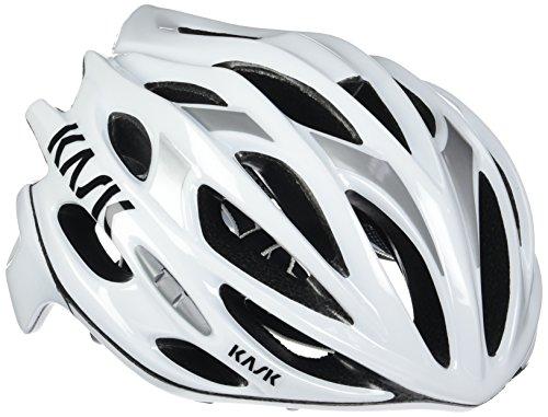 Kask Mojito 16 - Casco para Bicicleta - Mixto para Adultos, Multicolor (Weiß), M (52-58 cm)