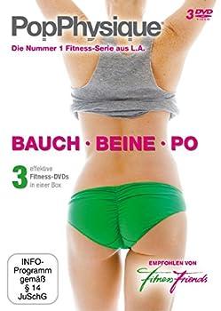 Fitness Friends - Pop Physique - Bauch Beine Po