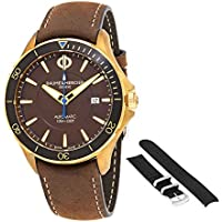 Baume et Mercier Clifton Club Automatic Brown Dial Men's Watch