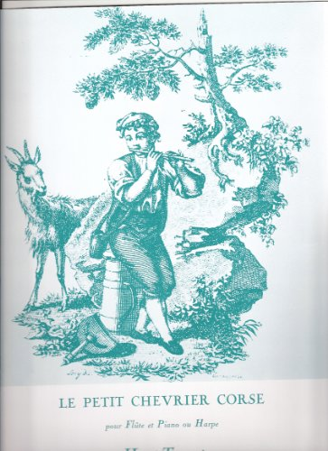 Henri Tomasi: Le Petit Chevrier Corse (Flute/Piano). Für Querflöte, Klavierbegleitung