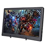 SunFounder Raspberry Pi Display 13.3 Inch IPS Portable 2 HDMI Monitor 1920x1080 Gaming Monitor for Ps4 Raspberry Pi WiiU Xbox 360 Windows 7/8/10