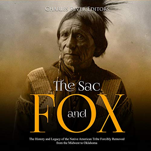 The Sac and Fox audiobook cover art