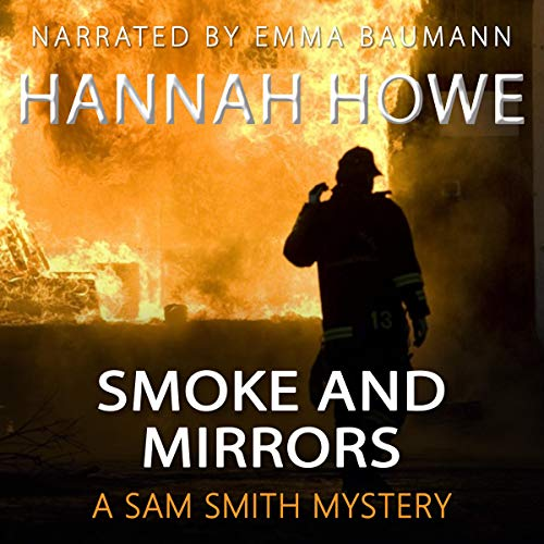 Smoke and Mirrors (A Sam Smith Mystery) audiobook cover art