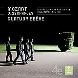 Streichquartette KV 421,465 - Quatuor Ebene