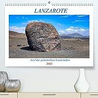 """Lanzarote - Insel der spektakulaeren Landschaften (Premium, hochwertiger DIN A2 Wandkalender 2022, Kunstdruck in Hochglanz): Impressionen von der """"schwarzen Perle"""" der Kanaren (Geburtstagskalender, 14 Seiten )"""