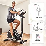 Zoom IMG-1 sportplus cyclette ergometro l allenamento
