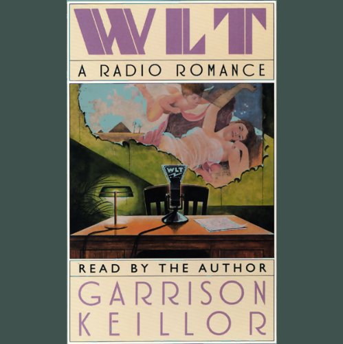 WLT audiobook cover art