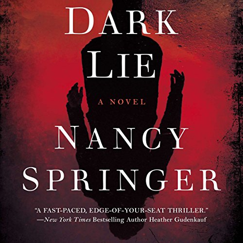 Dark Lie Audiobook By Nancy Springer cover art