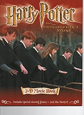 Harry Potter: 3-D Movie Book (Harry Potter)