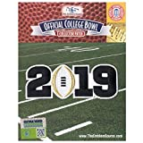 2019 College National Championship Game Jersey Patch...