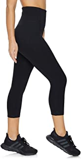Rockwear Activewear Women's 7/8 Logo Pocket Tight from Size 4-18 for 7/8 Length Ultra High Bottoms Leggings + Yoga Pants+ ...