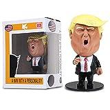 ドナルド トランプ アメリカ合衆国大統領風 フィギュア (3) 約10cm Donald Trump A MAN WITH A PERSONALITY