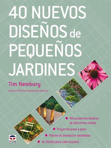 40 Nuevos Diseños de Pequeños Jardines