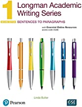Longman Academic Writing Series 1: Sentences to Paragraphs, with Essential Online Resources (2nd Edition)