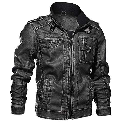 Leather Jacket for Men's Uk
