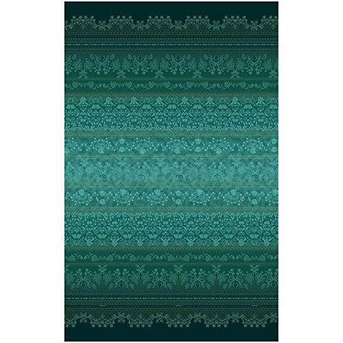 Bassetti Fermo Foulard, Baumwolle, grün, 180x270
