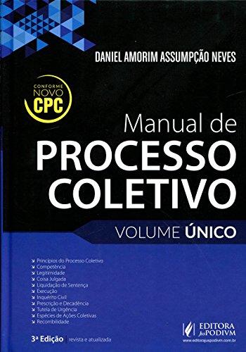 Manual de Processo Coletivo - Volume Único
