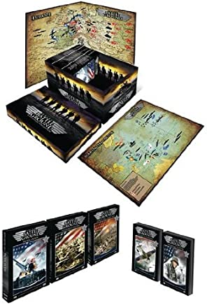 Battle Ground Collection - 16-DVD Box Set ( Battle Ground: Pacific Ocean / The Southwest Pacific / Wings Over Europe / The Battle of the Atlantic / North Africa and Italy / The Battle of Britain