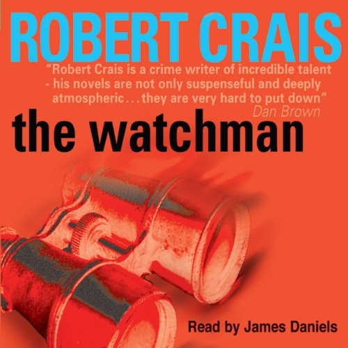 The Watchman audiobook cover art