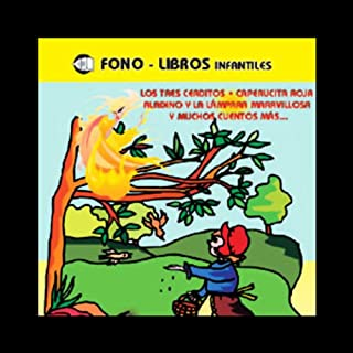Los Tres Cerditos y Muchos Cuentos Mas Volume 4 [The Three Little Pigs and Many More Stories, Volume 4] cover art