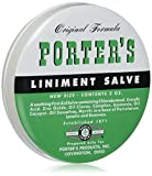 Porter's Liniment Salve, 2 Ounce
