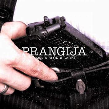 Prangija (feat. Lacku, Elon)