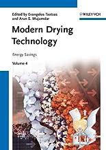 Modern Drying Technology, Volume 4: Energy Savings