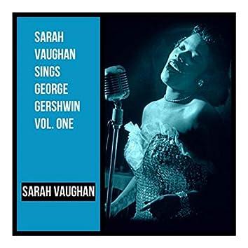 Sarah Vaughan Sings George Gershwin Vol. One