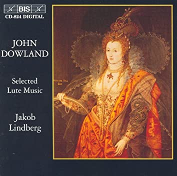 Dowland: Selected Lute Music