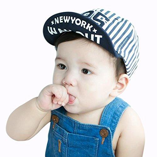 Millya - Chapeau - Bébé (garçon) 0 à 24 mois Bleu bleu 0-36 months