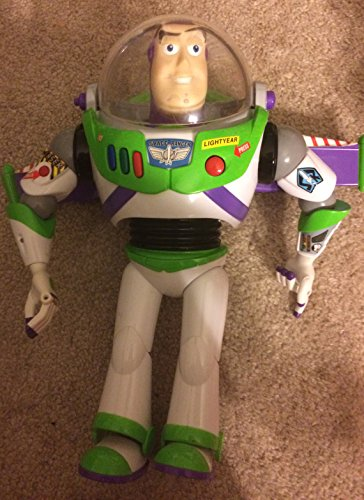 Toy Story Disney Ultimate Buzz Lightyear Talking Action Figure -- 12 '