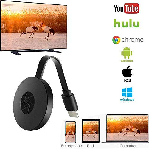 Wireless Wifi Display Dongle Hdmi,Drahtloser Hdmi Adapter Mirrorscreen,Hdmi Tv Buddy Caster Stick Receiver