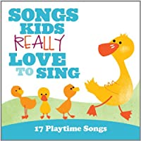 Songs Kids...17 Playtime Songs