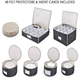 Complete Dinnerware Storage Set #1 Best Protection for Storing or Transporting Fine China Dishe…