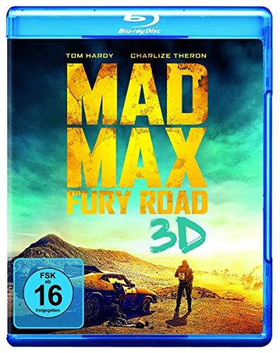 Mad Max: Fury Road [3D Blu-ray]