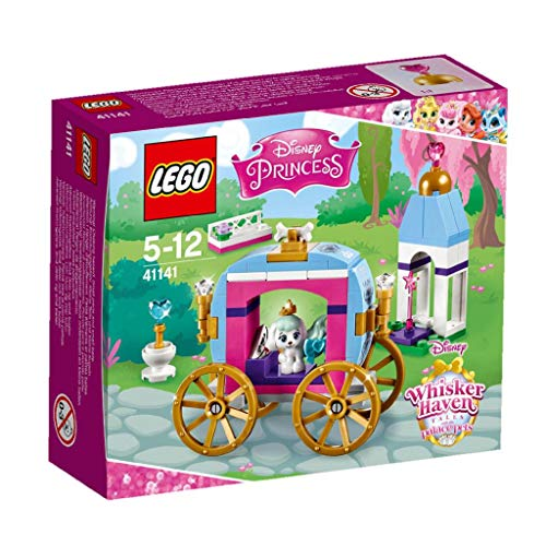 LEGO- Disney Princess La Carrozza Reale di Pumpkin, 41141