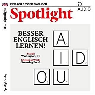 Spotlight Audio. 5/2018 Titelbild